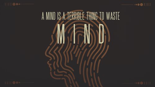 A Mind is a Terrible Thing to Waste_img